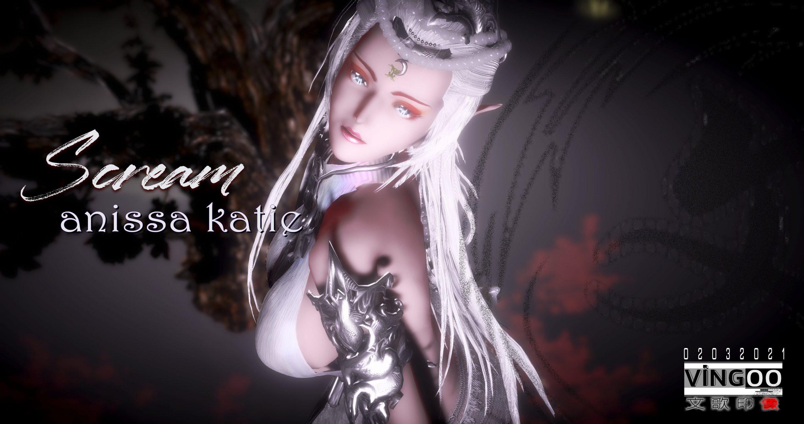 anissa katie[安妮莎 凱蒂]-白精靈(2021)第一只舞蹈